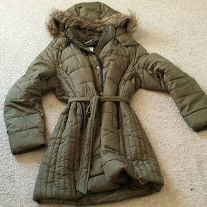 Cute, Long Winter Coat